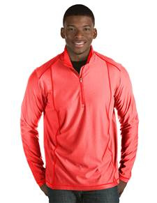 101304-990 - Tempo - Closeout Colors Bright Red Heather (Mens Outerwear Pullover)