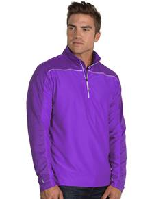 104094 - Profile Boysenberry/Black (Mens Outerwear Pullover)