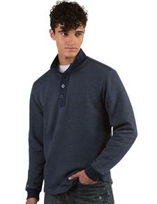 104122 - Pivotal Navy Multi (Mens Outerwear Pullover)