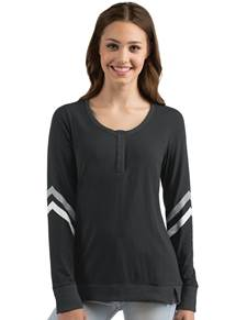 104126 - Women's Contend Charcoal/Silver/White (Womens Shirts Tee)