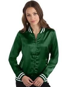 104128 - Women's Strut Dark Pine/White (Womens Outerwear Jacket)