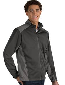 104135 - Revolve Charcoal/Charcoal Heather (Mens Outerwear Jacket)