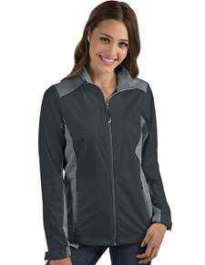 104136 - Women's Revolve Charcoal/Charcoal Heather (Womens Outerwear Jacket)