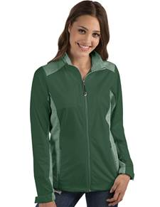 104136 - Women's Revolve Dark Pine/Dark Pine Heather (Womens Outerwear Jacket)
