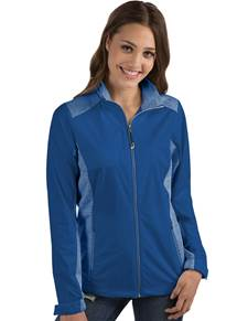 104136 - Women's Revolve Dark Royal/Dark Royal Heather (Womens Outerwear Jacket)