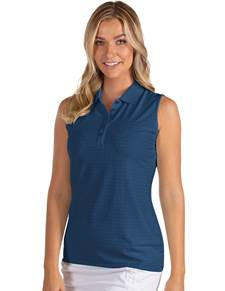 104142 - Women's Sl Pearl Navy (Womens Shirts Polo)