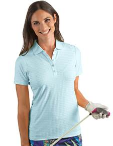 104145 - Women's Pearl Frost (Womens Shirts Polo)