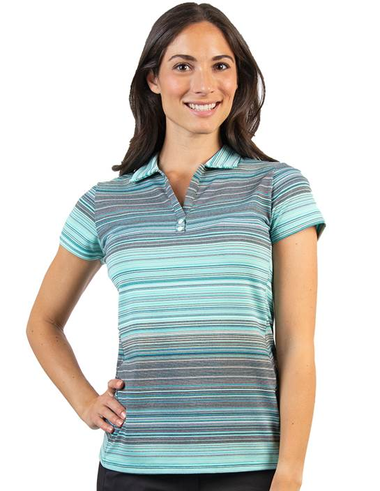 104151 - Women's Sureshot Frost Multi (Womens Shirts Polo)