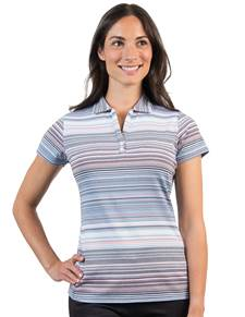 104151 - Women's Sureshot Frost Multi (Womens Shirts Polo)