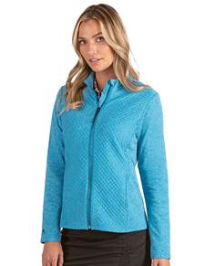 104156 - Women's Getaway Jacket Marlin Heather (Womens Outerwear Jacket)