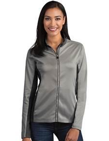 104158 - Women's Prescott Black/Black Heather (Womens Outerwear Jacket)