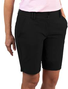 104161 - Women's Luck Short Black (Womens Bottoms Shorts)