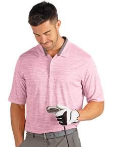 104162 - Nassau Rosewood/Bedrock (Mens Shirts Polo)