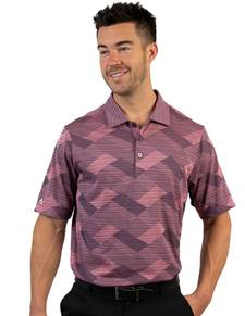 104168 - Method Flamingo Multi (Mens Shirts Polo)