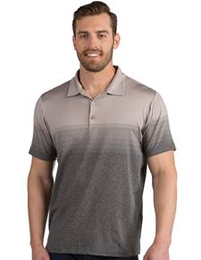 104169 - Track Sand Dollar/Bedrock (Mens Shirts Polo)