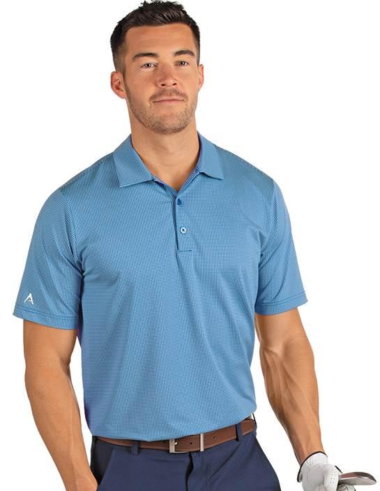 104174 - Scope Frost/Laguna (Mens Shirts Polo)
