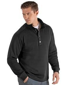 104184 - Foundation Black (Mens Outerwear Pullover)
