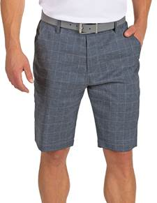 104196-031 - Eden Short Navy Heather Multi (Mens Bottoms Shorts)