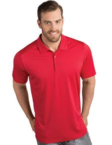 104197-022 - Tribute Dark Red (Mens Shirts Polo)