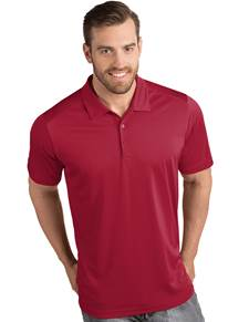 104197-043 - Tribute Cardinal Red (Mens Shirts Polo)
