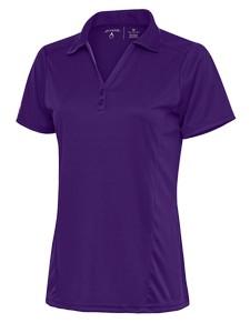 104198-009 - W's Tribute Dark Purple (Womens Shirts Polo)