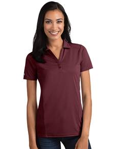 104198-152 - Women's Tribute Maroon (Womens Shirts Polo)