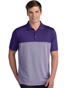 104199-481 - Venture Dark Purple/White (Mens Shirts Polo)
