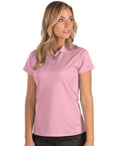 104214 - Women's Scope Rosewood/Radish (Womens Shirts Polo)