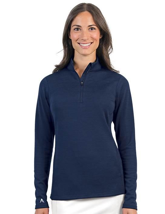 104215 - Women's Bonsai Black (Womens Outerwear Pullover)