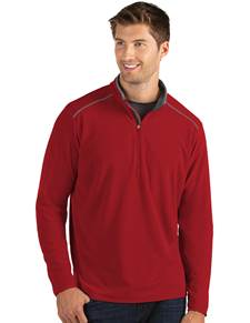 104225-64E - Glacier Dark Red/Carbon (Mens Outerwear Pullover)