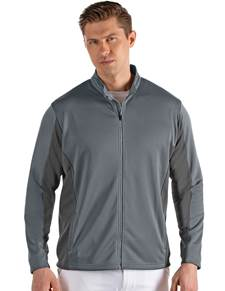 104229-01F - Passage Steel/Granite (Mens Outerwear Jacket)