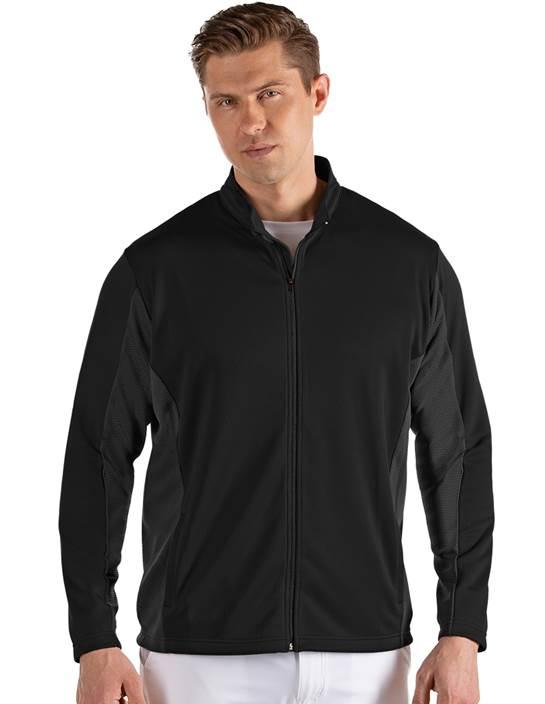 104229-143 - Passage Black/Smoke (Mens Outerwear Jacket)