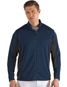 104229-99E - Passage Navy/Smoke (Mens Outerwear Jacket)