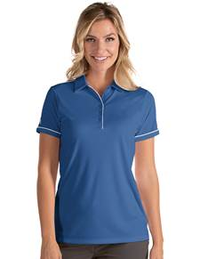 104234-347 - W's Salute Dark Royal/White (Womens Shirts Polo)