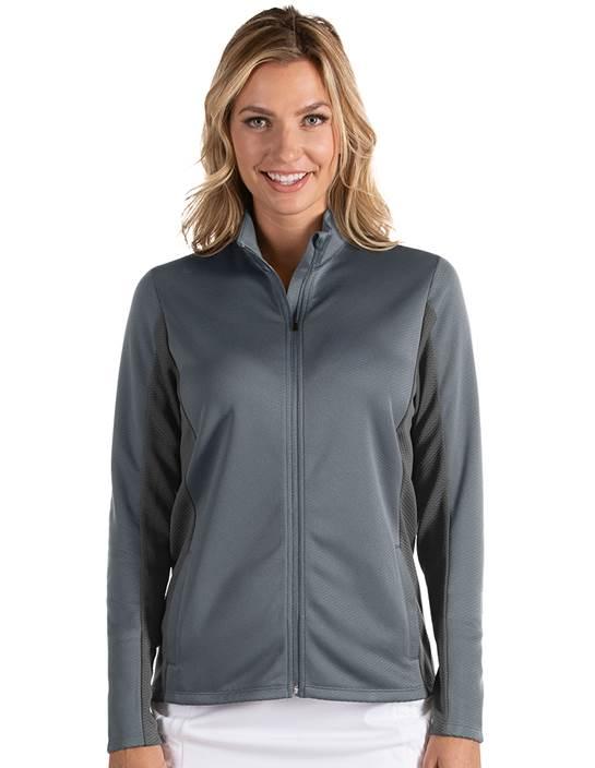 104236-01F - W's Passage Steel/Granite (Womens Outerwear Jacket)
