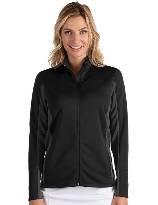 104236-143 - W's Passage Black/Smoke (Womens Outerwear Jacket)