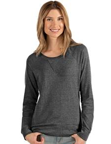 104248-094 - W's Poise Black Heather (Womens Outerwear Pullover)