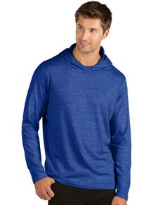 104256-732 - Launch Dark Royal Heather (Mens Outerwear Pullover)