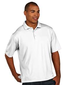 104257-001 - Pique Xtra Lite Tall White (Mens Shirts Polo)