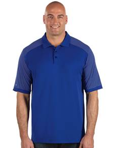 104258-347 - Engage Tall Dark Royal/White (Mens Shirts Polo)