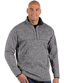 104261-070 - Fortune Tall Smoke Heather (Mens Outerwear Pullover)