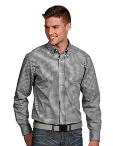 104262-201 - Associate Tall Black Multi (Mens Shirts DressShirt)