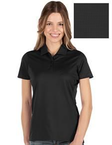 104273-201 - W's Balance Black Multi (Womens Shirts Polo)