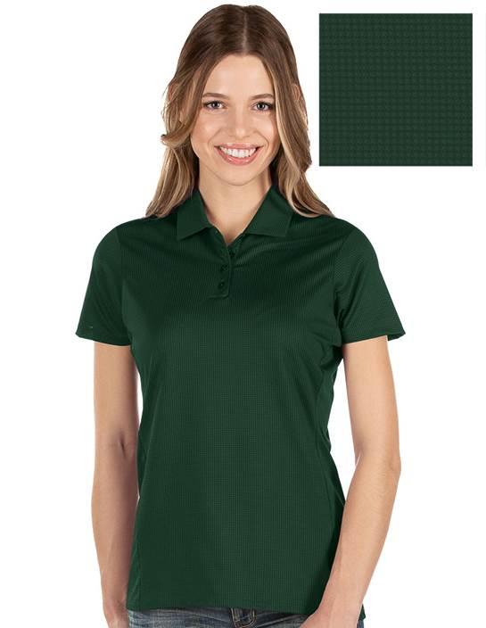 104273-634 - W's Balance Dark Pine Multi (Womens Shirts Polo)