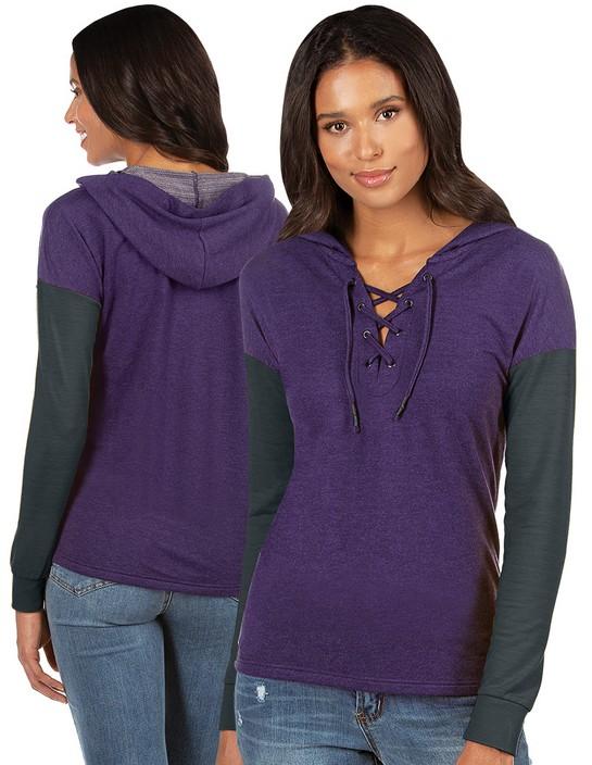 104276 - W's Amaze Dark Purple/Charcoal Heather