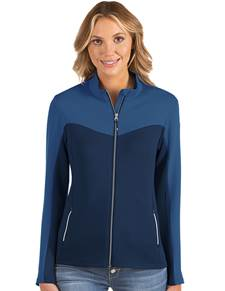 104316-031 - W's Ideal Navy Heather Multi (Womens Outerwear Jacket)