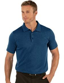 104317-041 - Fade Navy Heather (Mens Shirts Polo)