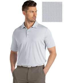 104319-74F - Bevel Cinder Multi (Mens Shirts Polo)