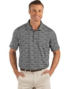 104321-201 - Commander Black Multi (Mens Shirts Polo)