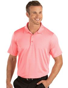 104323-71F - Rescue Coral Multi (Mens Shirts Polo)